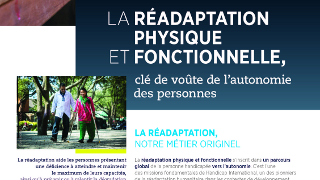 Brochure réadaptation