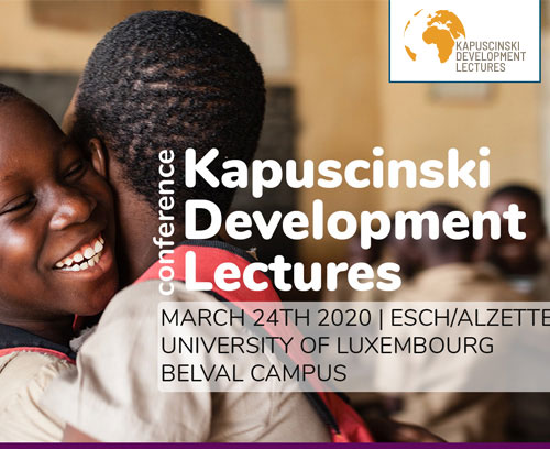 Conférence KDL - 'Leaving no one behind in education – a focus on children with disabilities'